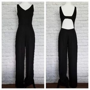 Zara Black Pant Jumpsuit
